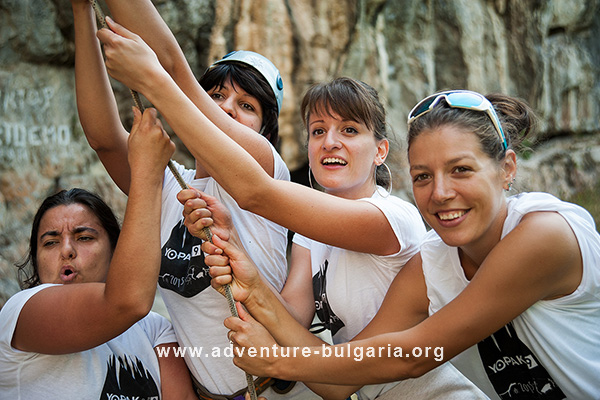 Team building and corporate events in Bulgaria