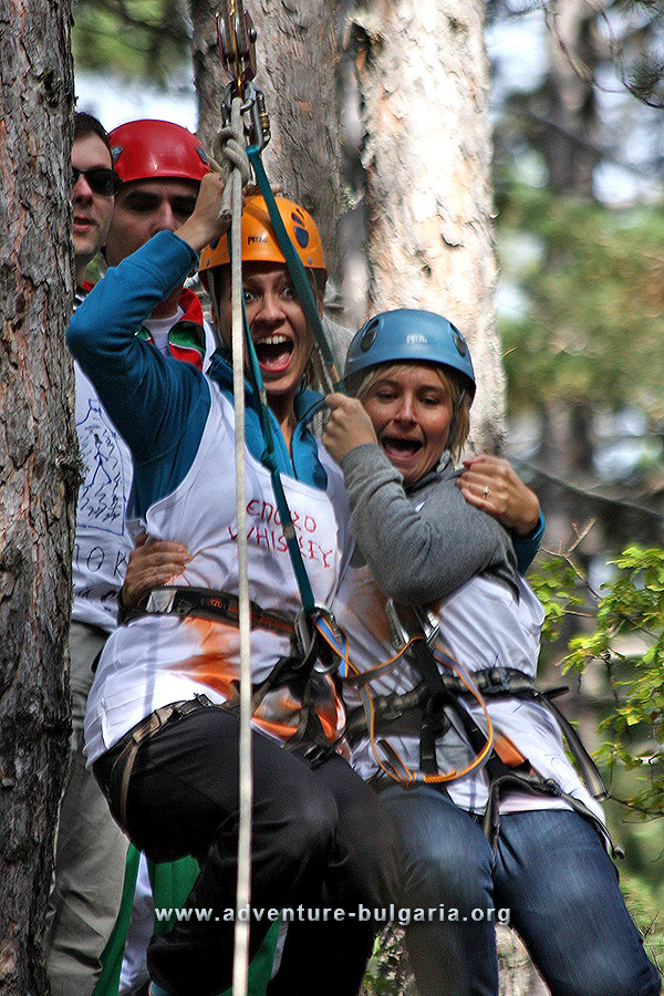 Organization of teambuilding programs and corporate events with Edelweiss club, Bulgaria
